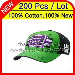 100% хлопок Новый Зеленый бейсболки шляпа бейсболки cap синий красный 100%Новый высокое качество бесплатно индивидуальные завод onlie магазин