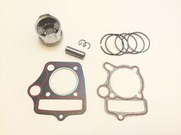 $enCountryForm.capitalKeyWord Canada - Dirt Pit Bike Engine Piston Kit with gaskets 70cc 90cc 47mm HONDA Loncin Lifan