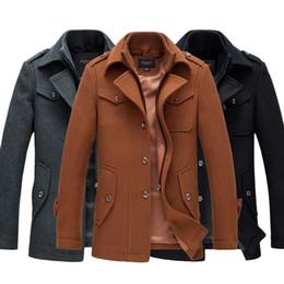 Mens wool coat nz