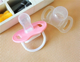 $enCountryForm.capitalKeyWord Canada - Baby Nipple Pacifiers Avent Pacifier Funny Baby Pacifiers Pacifier Clips Baby Pacifier Style Dummy Adapters Ring Clip Soother Silicon Dummy