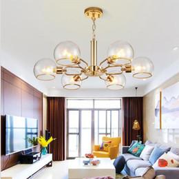 Decorative European Half Ball Globe Modern Black Gold Pendant Lamp Light  For Foyer Luxury Dinning Living Room Hanging Light Lamp Part 69