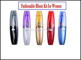 China Blissie Mod Kits Blissie Vaporizer Starter Kits for Women Elegant Design E Cigarette Electronic Cigarette For Lady Various Colors Instock suppliers