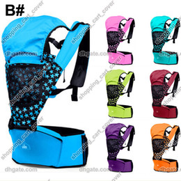 $enCountryForm.capitalKeyWord Canada - Newest Baby Kids Infant Toddler Newborn Safety Hipseat Hip Seat Front Carrier Wrap Sling Her Rider Harness Strap Support Comfort Backpack