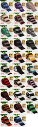skinny silk knit ties 2018 - 50 colors 2 modes Leisure Men's Knitted Polyester silk neck ties Solid Stripe Neckties Party Wedding Neck Ties for