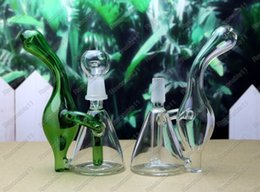 "$enCountryForm.capitalKeyWord Canada - 6"" Inch Mini Cute Glass Water Pipe Bong Pocket Joint 14.4mm Nail mini oil Rigs 15cm Hookahs H105Z"