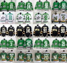 ... 2016 Dallas Stars Hockey 10 Patrick Sharp Jerseys 14 Jamie Benn 90  Jason Spezza 91 Tyler ... 955be9e50