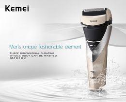 $enCountryForm.capitalKeyWord Canada - Beard and Mustache Trimmer 3 Waterproof Razors Heads Razor Electric Shavers for men Triple Blade Shaving 3D Floating electric razor shaver