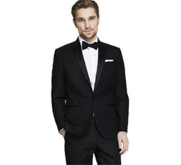 Bow Tie And Black Suit - Hardon Clothes