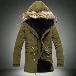 Mens Winter Parka Khaki Fur Online | Mens Winter Parka Khaki Fur ...
