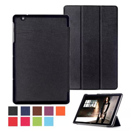smart pad china NZ - 1pc Ultra Slim PU Leather Case for LG G PAD 2 10.1 Tablet 10.1 inch Cover with Stand