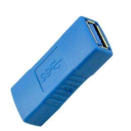 $enCountryForm.capitalKeyWord Canada - High Speed USB 3.0 Type A Female to Female F F Plug Converter Connector Adapter 200pcs