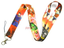 $enCountryForm.capitalKeyWord Canada - Job Lot 10 PCS Super hero Marvel Comics Fashion LANYARD MP3 PDA mobile phone chain Neck straps Charms