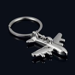 $enCountryForm.capitalKeyWord Canada - Fashion Airplane #2 Keychains for Car Keys Couples Lovers Christmas Gifts Presents Women Wholesale Handbag Keychain Set Designs for Girls