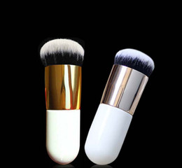 Discount kabuki makeup tools - Women Professional Kabuki Blusher Brush Foundation Face Powder makeup make up brushes Set Cosmetic Brushes Kit Makeup To