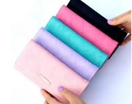Football Wallets NZ - FootBall Design women long Wallet purses clutch bags PU zipper with card holder