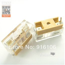wholesale 10pcs fuse holder with transparent glass fuse box nz buy new glass fuse box online from best fuse box numbering at webbmarketing.co