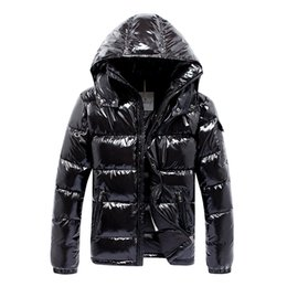 Barato Casacos De Vestido Para Homens-Venda Por Atacado Men Casual Down Jacket MAYA Down Coats Mens Outdoor Fur Collar Warm Feather Vestido Winter Coat Outwear Jake Jater Cheap