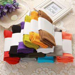 Wholesale mens short socks white online – funny Hot Mens Candy Color Elastic Short Ribbed Socks Warm Health Cotton Knitting Sock