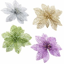 Discount Xmas Tree Decorations Flowers