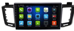 toyota rav4 gps radio 2019 - Free Shipping Android 6.0 10.1 inch Car Dvd Gps for Toyota RAV4 2013 2014 4-Core 1GB 16GB Steering wheel control wifi 3G