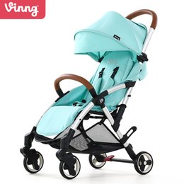 $enCountryForm.capitalKeyWord Canada - Hot Selling Lightweight Baby Stroller Pram, 5.8kg Multi-function Baby Carriage, Can Sit Can Lie, Fast Folding Childern Pushchair
