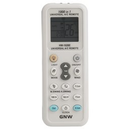 video lcd screen 2019 - Professional Universal LCD Remote Control Controller for Air Conditioner Large LCD Screen Low Power Consumption cheap vi