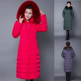 Discount Extra Long Down Coats Women | 2017 Winter Extra Long ...