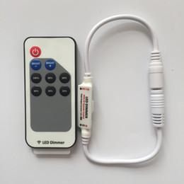 $enCountryForm.capitalKeyWord Canada - Mini RF Wireless Led Remote Controller DC5-24V 12A Card Type Remote + Red & Black Connect Line