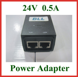 $enCountryForm.capitalKeyWord NZ - 50pcs RJ45 Connector 24V 0.5A Charger POE Power Over Ethernet Power Supply Adapter
