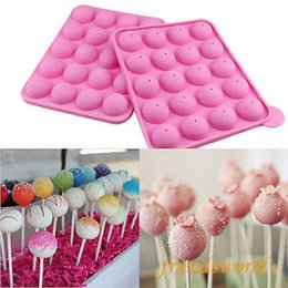 $enCountryForm.capitalKeyWord Canada - Home Cake Cookie Silicone Tray Pop Cake Stick Pops Mould Cupcake Baking Mold Party Kitchen Tools