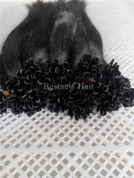 "$enCountryForm.capitalKeyWord Canada - 100g 16""18"" 20"" 22"" 24"" 1g #1b Natural Black Keratin Prebonded Nail U Tip Indian Remy Human Hair extensions straight"