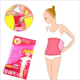 calf shaper Canada - 200pcs Sauna Slimming Waist Tummy Belly Belt Wrap Thigh Calf Lose Weight Body Shape-Up Slim Belt Body shaper Free Shipping