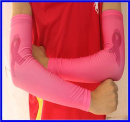 breast cancer arm sleeves 2020 - Digital Camo Sports cancer breast Arm Sleeve for softball baseball 82 color 7 size