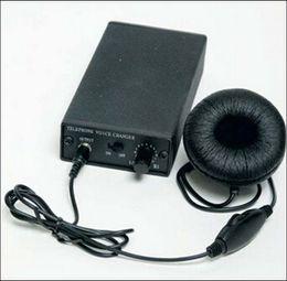 Livraison gratuite au monde meilleur changeur de voix de téléphone de haute qualité, changeur de voix audio de téléphone, changeur de voix d'appel téléphonique