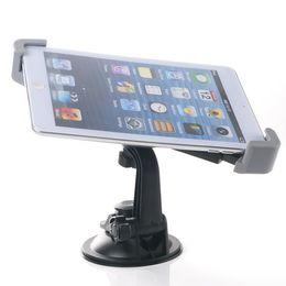 Tab Car Mount Holder Canada - 2016 360 Degree Rotating Car Windshield Dashboard Mount Holder For iPad 3 4 Air Samsung Galaxy Tab 2 3 4 Tablet PC GPS 7 to 10 inch