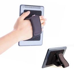 TFY acolchoado mão-Strap mais Gancho laço de fixação Fita Adesiva Remendo - DIY destacável Mão-Strap for Smartphone, Tablet PC e mais em Promoção