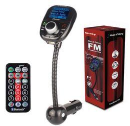 $enCountryForm.capitalKeyWord Australia - Bluetooth LCD Car Kit MP3 Player Audio FM Transmitter FM Modulator Radio SD MMC Universal Wireless