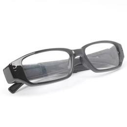 Очки для фотоаппаратов HD 720 * 480 для видеокамеры DVR с отверстиями для переноски Mни DVR пористый аудиорекордер дешевая цена в розничной коробке