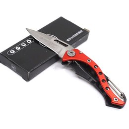 China Mini Pocket Tactical Folding Knife Kitchen Knife 440c Blade Small Camping Survival Knives With Key Chain Outdoor Hunting EDC Tools UOP558 supplier keys kitchen suppliers