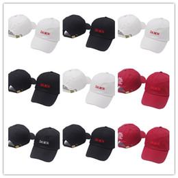 f5ff8d8f95b Kendrick Lamar Canada - Hot Kendrick Lamar Embroidered DAMN Dad Hat Cap  Strapback gorras bone swag