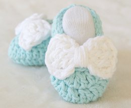 Baby Crochet Customs Australia - 2015 Newborn Handmade Knit Crochet Baby Shoes Baby Slippers Hot marketing Baby Girls Crochet Handmade Knit Shoes 0-12M custom