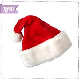 1bd0fb5681e8b Santa Hat for Childred   Adult Christmas Hats Caps Santa Claus Xmas Cotton  Cap Christmas Gift New Year Cap Merry Christmas Decoration