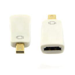 $enCountryForm.capitalKeyWord NZ - MINI DP TO HDMI Adapter Mini DisplayPort Male to HDMI Female Converter For Mackbook White Black