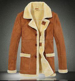 Mens Fleece Lined Leather Jacket Online   Mens Fleece Lined ...