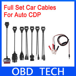 $enCountryForm.capitalKeyWord Canada - 2015 New Arrival OBD2 Cables For CDP Pro Car Cables Diagnostic Interface Tool 8 Cables Set Free Shipping