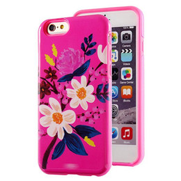 $enCountryForm.capitalKeyWord Canada - Fashion Design Phone Cases Floral Painted Plantain Pandora Bahama Bloom PC + TPU For iPhone 5 5s 6 6Plus DHL Free
