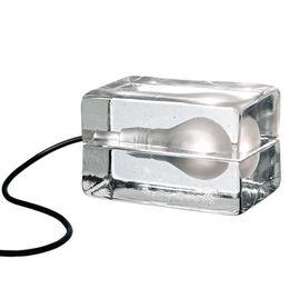 block lamp 2019 - Ice Table Lamp Desk Lamp Night Light house block ice cubes light Nordic American fashion creative bedside lamp bedroom i