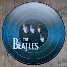 $enCountryForm.capitalKeyWord Canada - The Beatles Round Retro Embossed Tin Sign Poster Wall Bar Restaurant Garage Pub Coffee Home Decor Christmas Gift