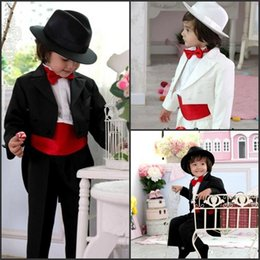 Handsome Boys Hot Canada - Real Picture Two Piece Classic Handsome Hot Sale boy wedding suit Groom Wear & Accessories Boy's Attire Groom Tuxedos Boys' Formal
