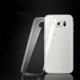 $enCountryForm.capitalKeyWord Australia - Transparent TPU Clear Case For iphone 7 Ultra Thin Soft Crytal Gel Flexible Case Cover for iphone 7 6s Samsung S7 S8 S8 plus
